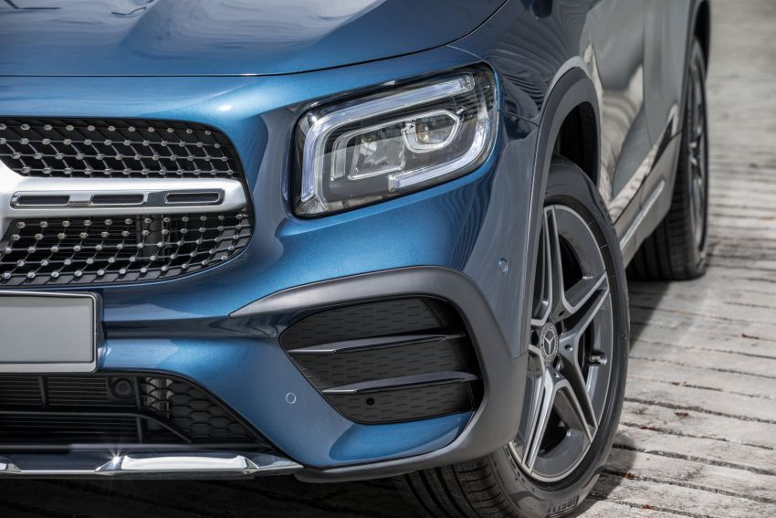 X247 Mercedes-Benz GLB SUV launched in Malaysia – seven-seat GLB200, GLB250 4Matic; from RM269k Image #1179932