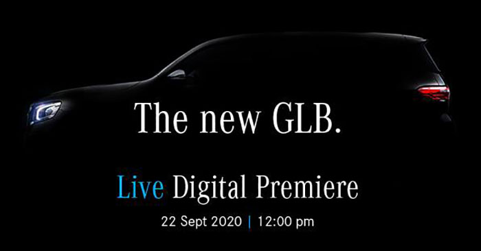 X247 Mercedes-Benz GLB launching in Malaysia on Sept 22 – GLB35 4Matic, normal variants expected Image #1176088