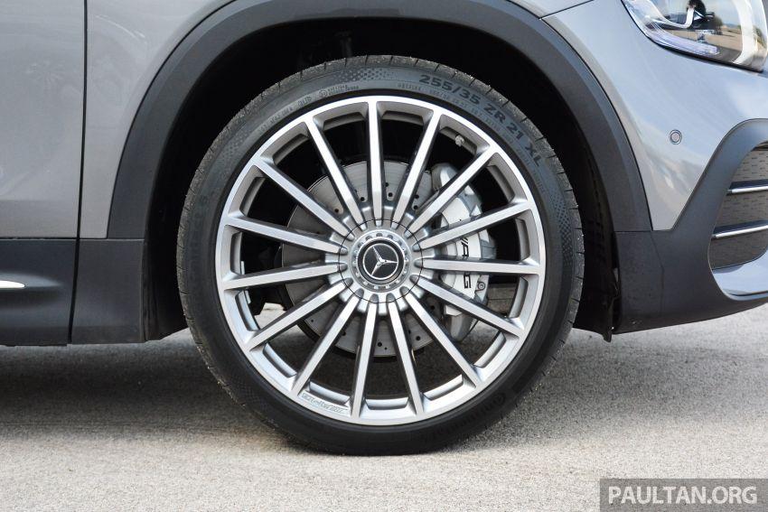 DRIVEN: X247 Mercedes-Benz GLB – niche entered Image #1183820