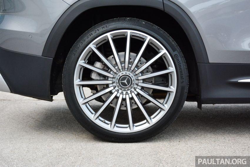 DRIVEN: X247 Mercedes-Benz GLB – niche entered Image #1183821