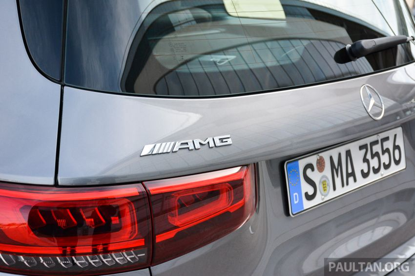 DRIVEN: X247 Mercedes-Benz GLB – niche entered Image #1183827