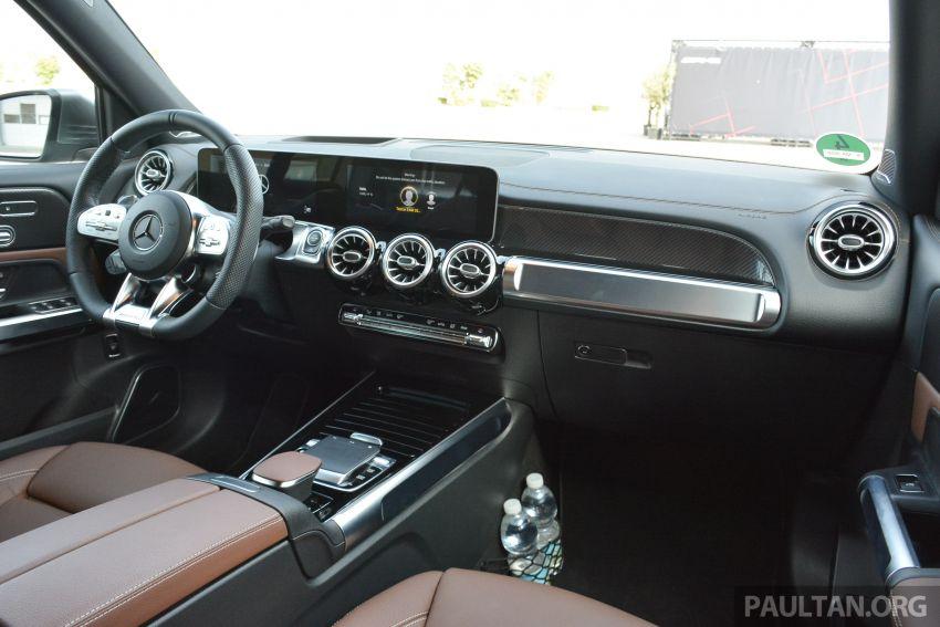 DRIVEN: X247 Mercedes-Benz GLB – niche entered Image #1183832