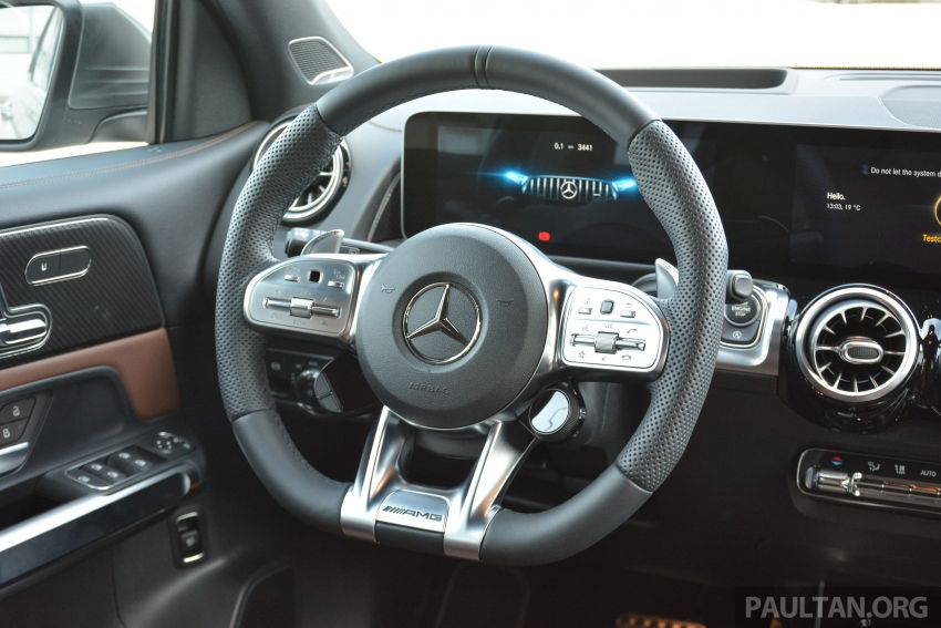 DRIVEN: X247 Mercedes-Benz GLB – niche entered Image #1183833