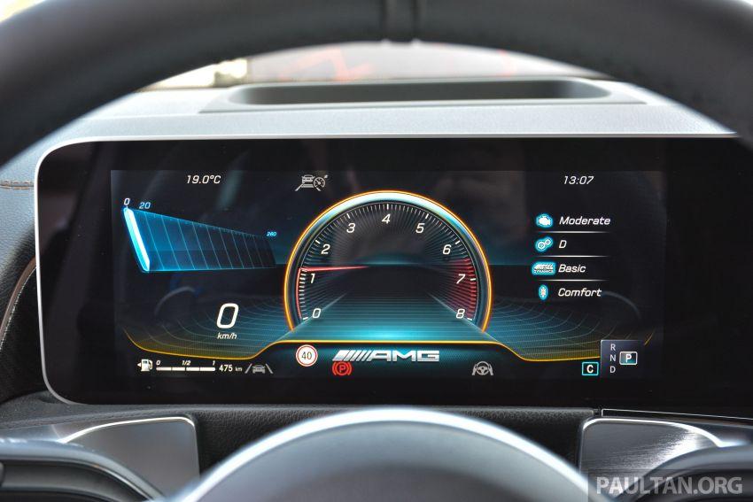 DRIVEN: X247 Mercedes-Benz GLB – niche entered Image #1183838