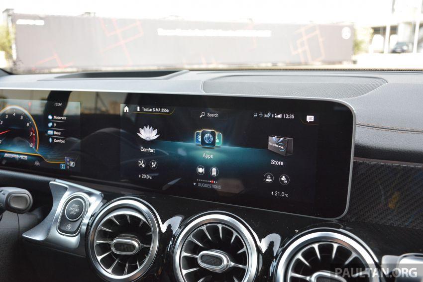 DRIVEN: X247 Mercedes-Benz GLB – niche entered Image #1183842