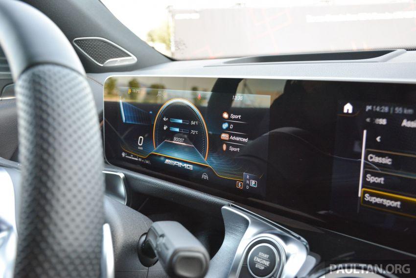 DRIVEN: X247 Mercedes-Benz GLB – niche entered Image #1183846