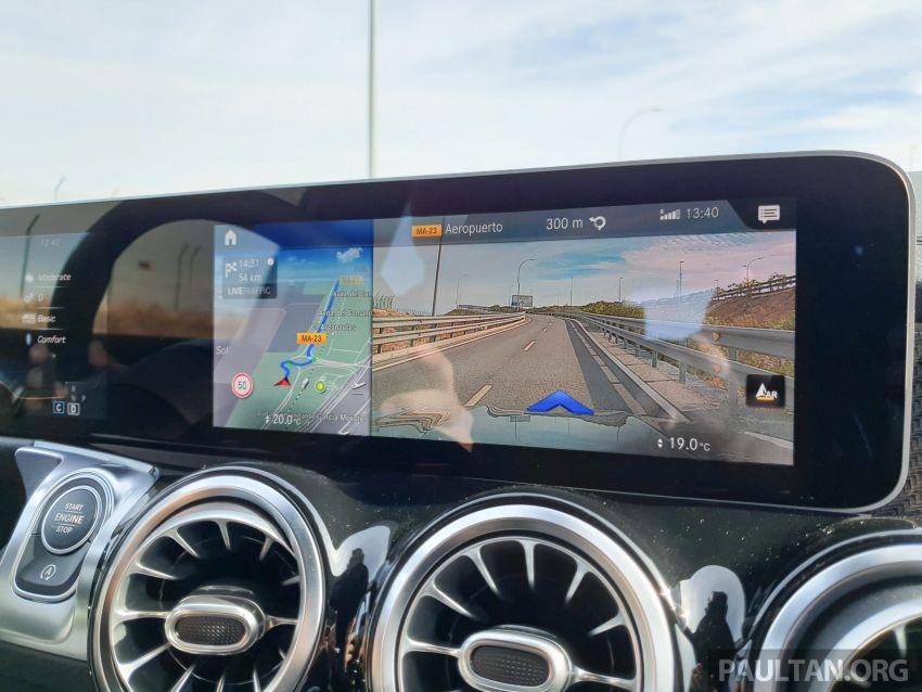 DRIVEN: X247 Mercedes-Benz GLB – niche entered Image #1183850
