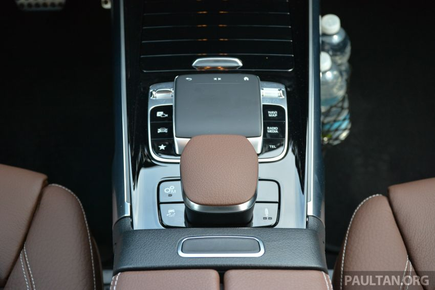 DRIVEN: X247 Mercedes-Benz GLB – niche entered Image #1183854