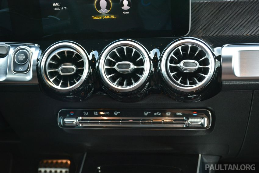DRIVEN: X247 Mercedes-Benz GLB – niche entered Image #1183855