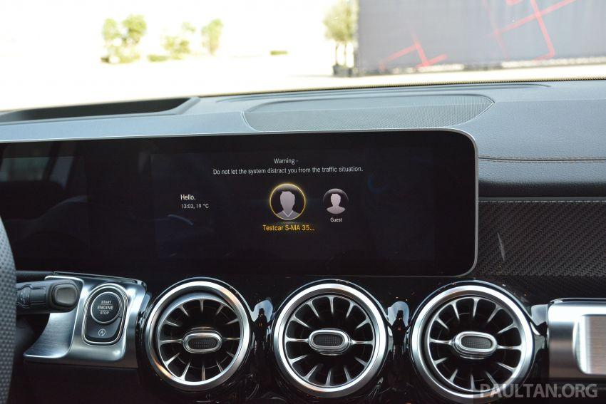 DRIVEN: X247 Mercedes-Benz GLB – niche entered Image #1183856