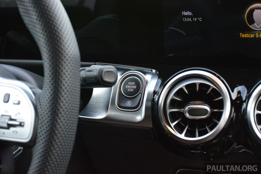 DRIVEN: X247 Mercedes-Benz GLB – niche entered Image #1183857