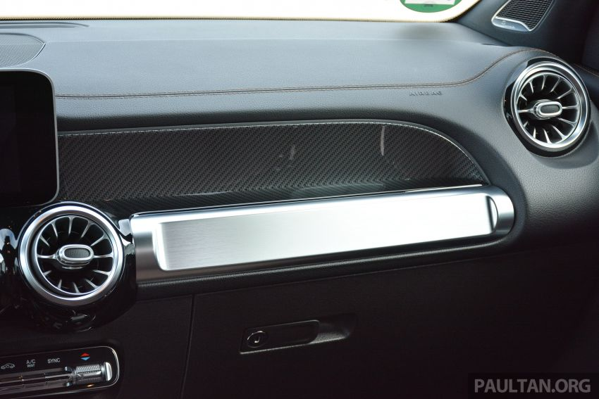 DRIVEN: X247 Mercedes-Benz GLB – niche entered Image #1183858