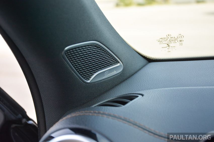 DRIVEN: X247 Mercedes-Benz GLB – niche entered Image #1183864
