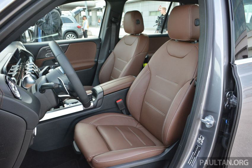 DRIVEN: X247 Mercedes-Benz GLB – niche entered Image #1183866