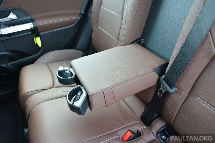 DRIVEN: X247 Mercedes-Benz GLB – niche entered Image #1183873