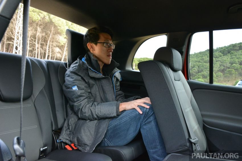 DRIVEN: X247 Mercedes-Benz GLB – niche entered Image #1183877