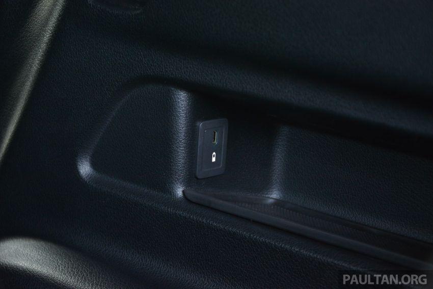 DRIVEN: X247 Mercedes-Benz GLB – niche entered Image #1183878
