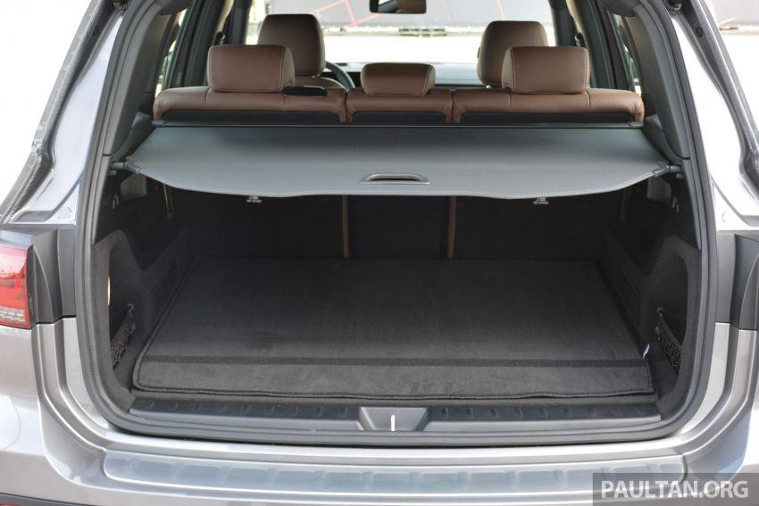 DRIVEN: X247 Mercedes-Benz GLB – niche entered Image #1183880