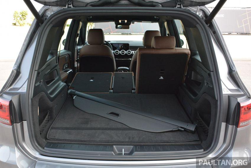 DRIVEN: X247 Mercedes-Benz GLB – niche entered Image #1183881