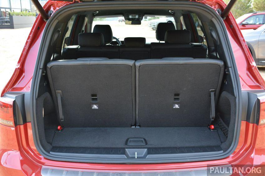 DRIVEN: X247 Mercedes-Benz GLB – niche entered Image #1183883