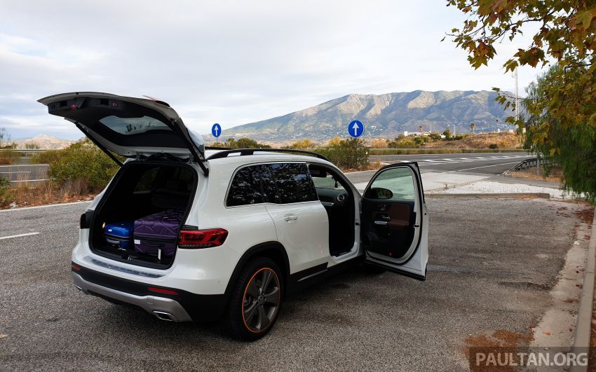 DRIVEN: X247 Mercedes-Benz GLB – niche entered Image #1183888