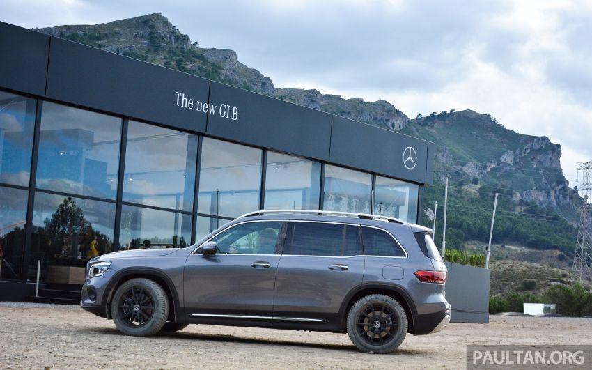 DRIVEN: X247 Mercedes-Benz GLB – niche entered Image #1183893