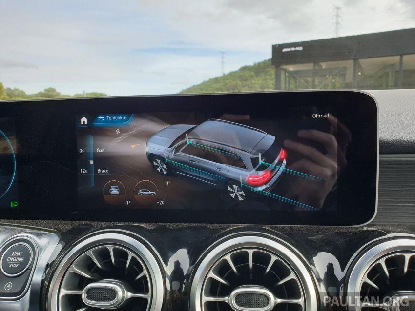 DRIVEN: X247 Mercedes-Benz GLB – niche entered Image #1183902