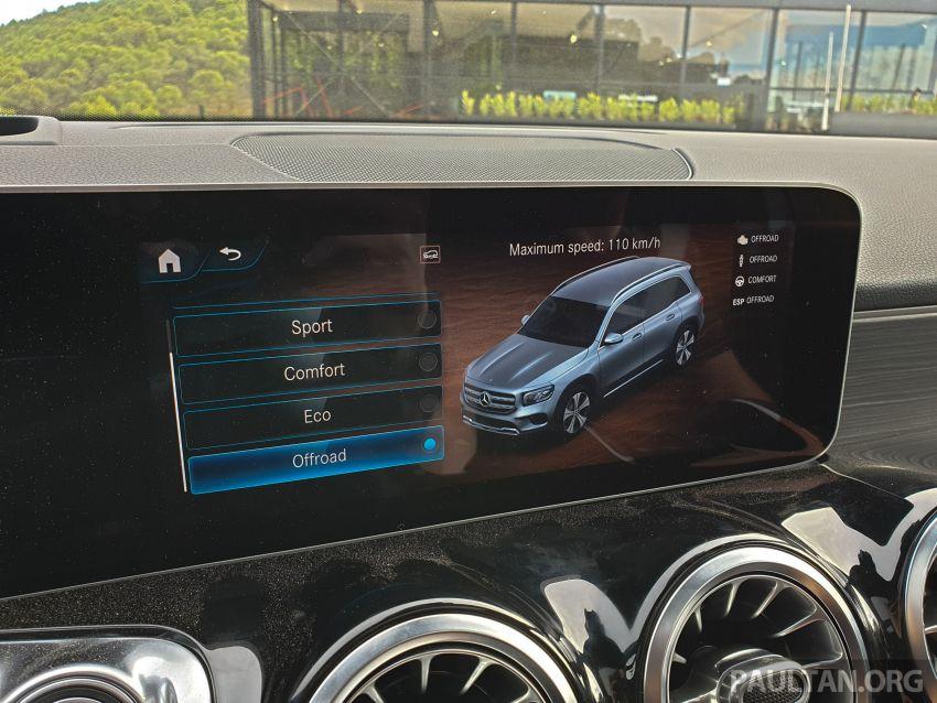 DRIVEN: X247 Mercedes-Benz GLB – niche entered Image #1183903