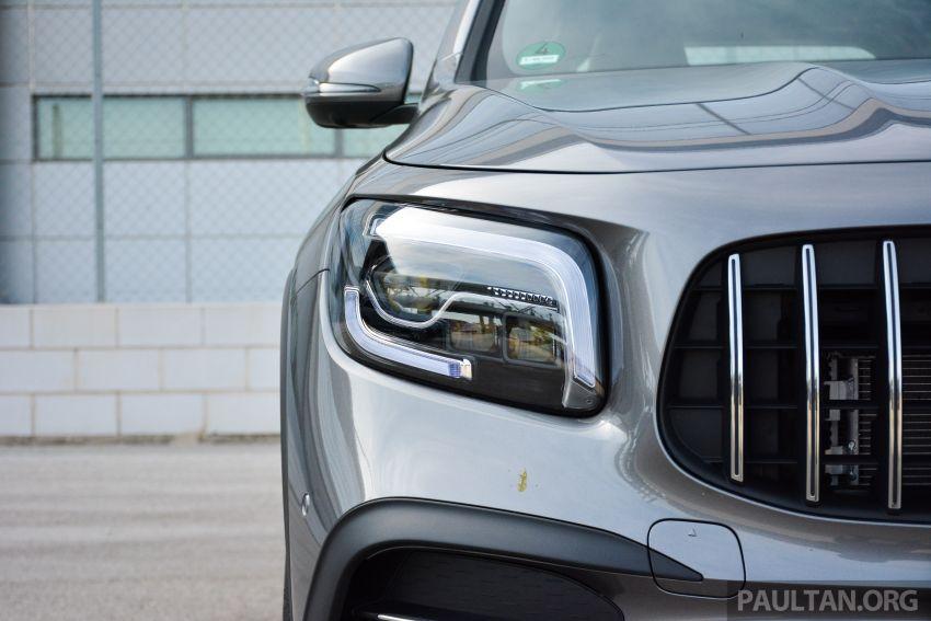 DRIVEN: X247 Mercedes-Benz GLB – niche entered Image #1183819