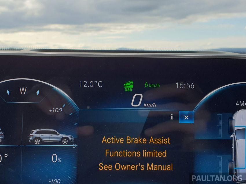 DRIVEN: X247 Mercedes-Benz GLB – niche entered Image #1183910