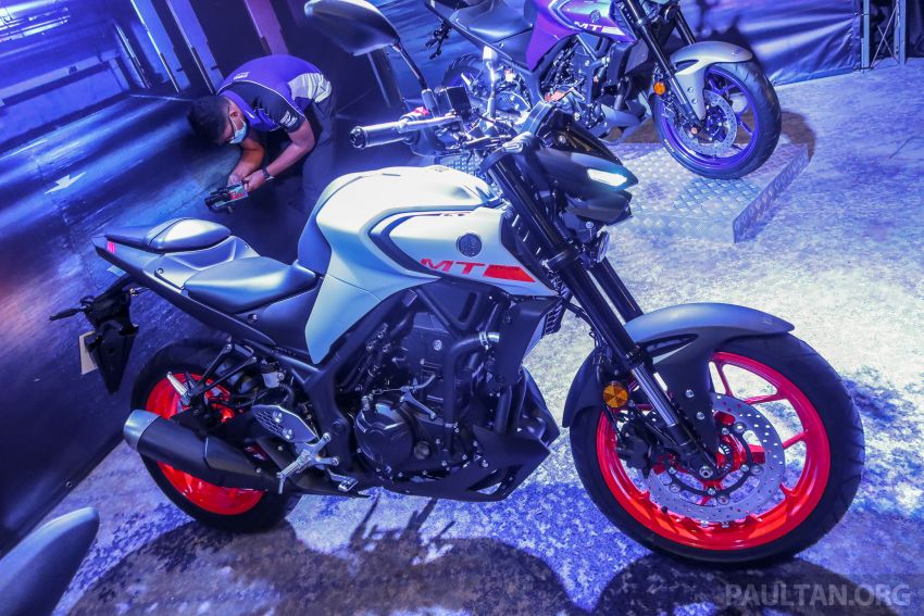 2020 Yamaha MT-25 launched in Malaysia – RM21,500 Image #1175431