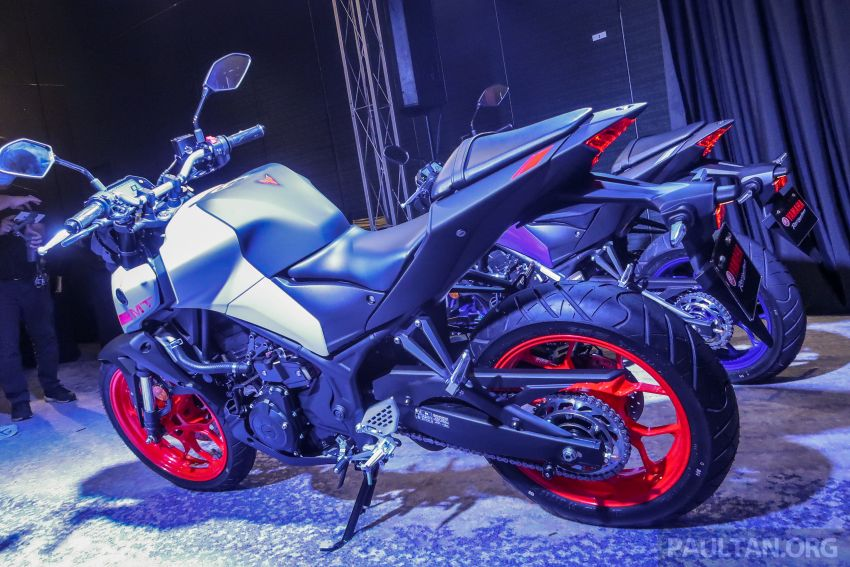 2020 Yamaha MT-25 launched in Malaysia – RM21,500 Image #1175433