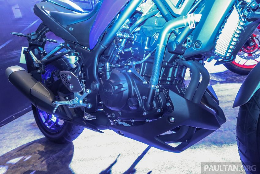 2020 Yamaha MT-25 launched in Malaysia – RM21,500 Image #1175435