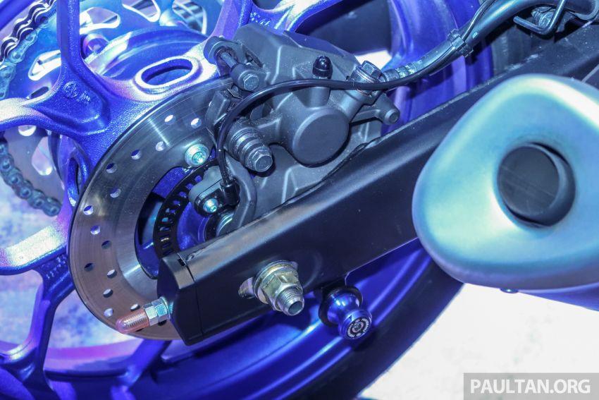 Yamaha MT-25 tiba di Malaysia – dua warna, RM21.5k Image #1175403