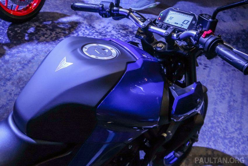 Yamaha MT-25 tiba di Malaysia – dua warna, RM21.5k Image #1175406