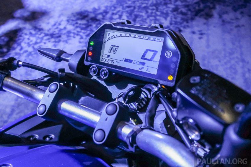 Yamaha MT-25 tiba di Malaysia – dua warna, RM21.5k Image #1175400