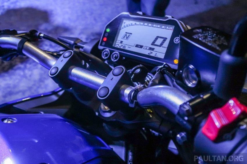 Yamaha MT-25 tiba di Malaysia – dua warna, RM21.5k Image #1175393