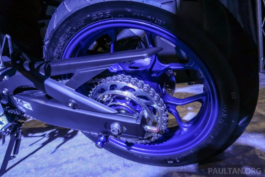 Yamaha MT-25 tiba di Malaysia – dua warna, RM21.5k Image #1175379