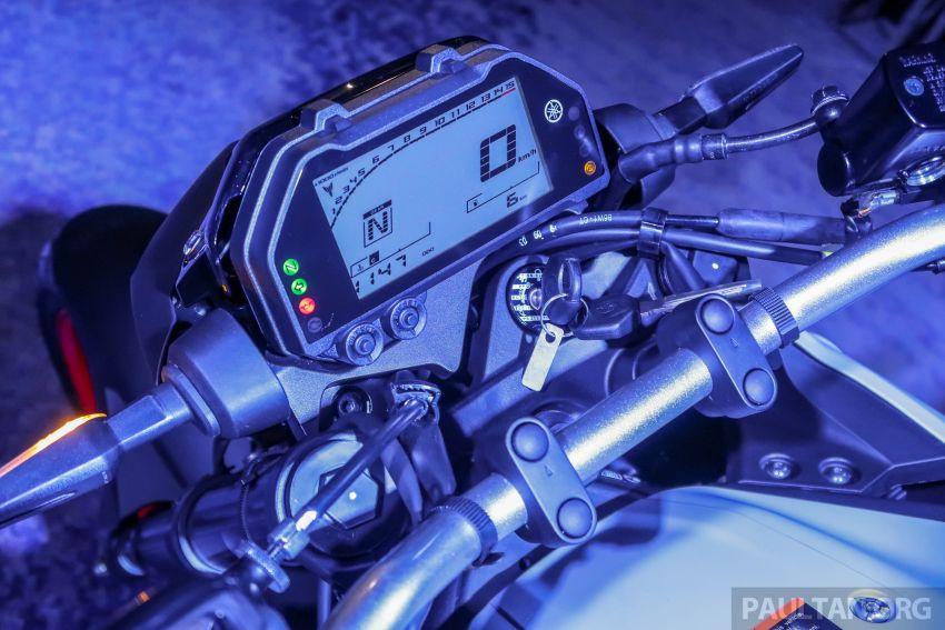 Yamaha MT-25 tiba di Malaysia – dua warna, RM21.5k Image #1175375