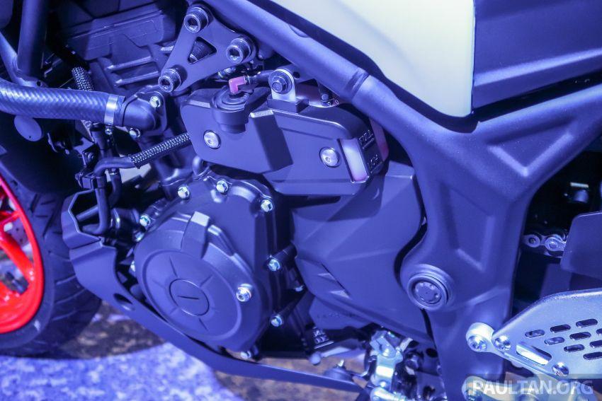 Yamaha MT-25 tiba di Malaysia – dua warna, RM21.5k Image #1175374
