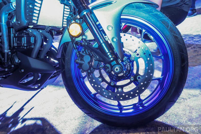 Yamaha MT-25 tiba di Malaysia – dua warna, RM21.5k Image #1175416