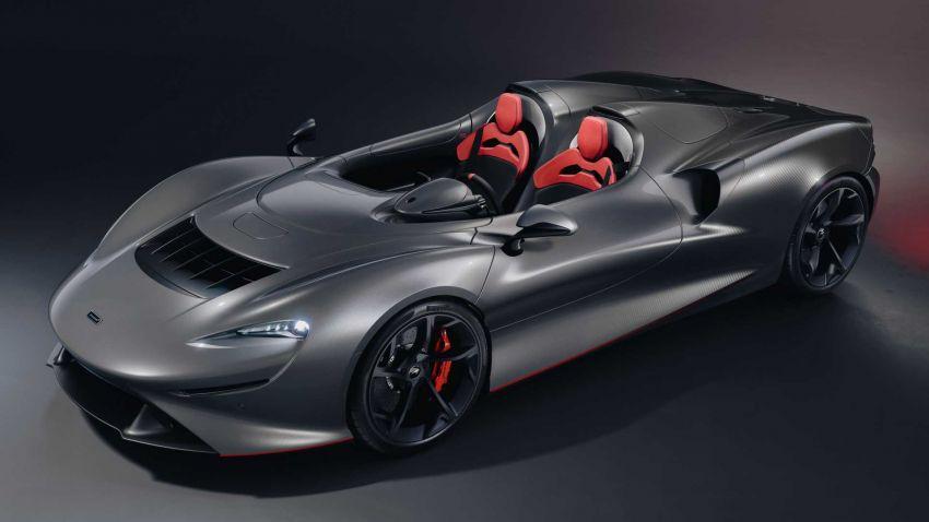 McLaren Elva production cut to 'no more than 149' Image #1179874