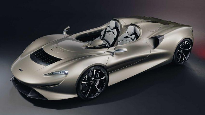 McLaren Elva production cut to 'no more than 149' Image #1179875