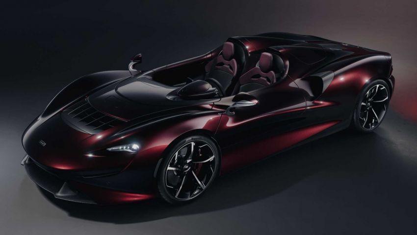 McLaren Elva production cut to 'no more than 149' Image #1179877