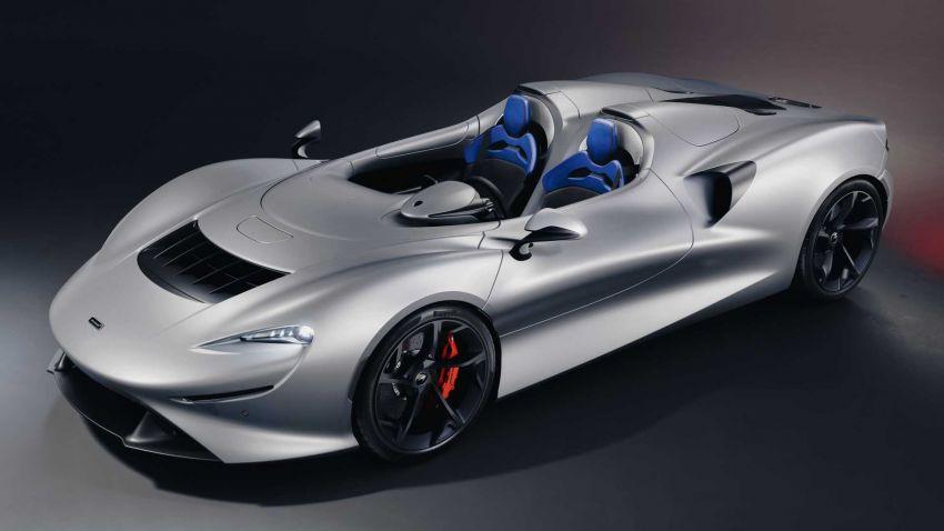 McLaren Elva production cut to 'no more than 149' Image #1179880