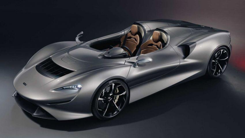 McLaren Elva production cut to 'no more than 149' Image #1179881