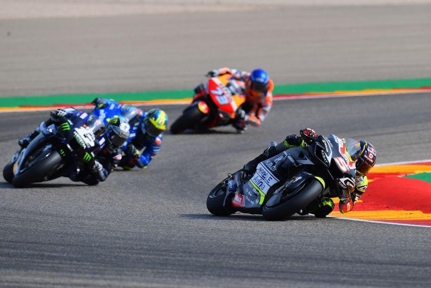 2020 MotoGP: Morbidelli masters Motorland – 2nd win Image #1198976