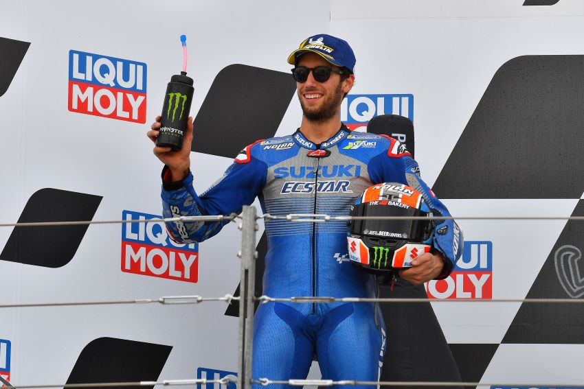 2020 MotoGP: Morbidelli masters Motorland – 2nd win Image #1198980