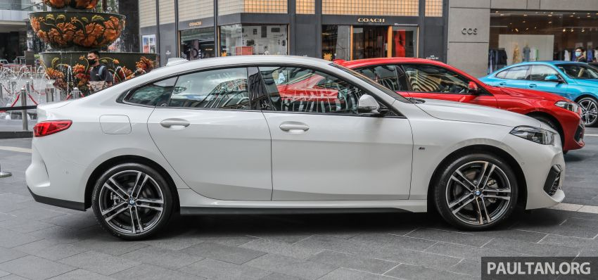 F44 BMW 2 Series Gran Coupé launched in Malaysia – CKD 218i M Sport with 140 PS/220 Nm, RM211,367 Image #1189834
