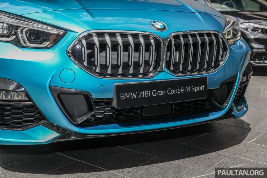 F44 BMW 2 Series Gran Coupé launched in Malaysia – CKD 218i M Sport with 140 PS/220 Nm, RM211,367 Image #1189755